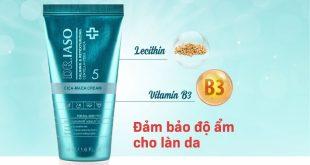 kem dưỡng ẩm Dr. Iaso CICA-MACA Cream 50ml